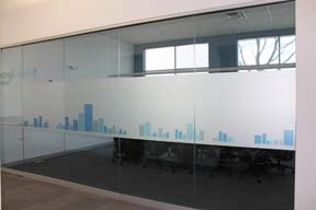 Door Systems Privacy Film