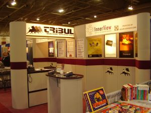 Tribul Trade Show Booth Exhibit